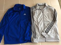 Adidas jackets   size small men in Fort Knox, Kentucky
