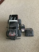 Remote control truck with extra battery and controler in Naperville, Illinois