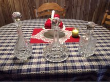 Crystal  Decanters in Fort Polk, Louisiana