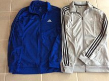 Adidas jackets. Size small men in Fort Knox, Kentucky