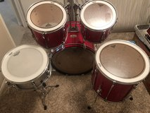PEARL EXPORT PRO SHELL PACK (Drum Set) in Kingwood, Texas