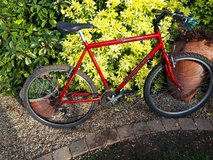 Red Raleigh Cape Nord in Lakenheath, UK