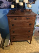 "Old chest of draws 18"" deep 30"" wide 43"" tall in Conroe, Texas"