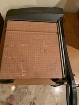Paper Cutter in Okinawa, Japan