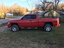 2001 Dodge Ram extended cab 1/2 ton in Fort Leonard Wood, Missouri