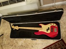 Fender precision special bass (PJ) MIM - NICE! in Warner Robins, Georgia
