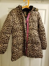Girls winter coat jacket 6/6x in Joliet, Illinois