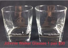 JW Whiskey Glasses in Nellis AFB, Nevada