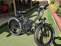 REDUCED! Rad Rover Electric Fat Bike (low miles) in Vista, California