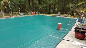 20x40 pool cover in Fort Rucker, Alabama