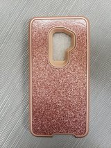 Sparkly Rose Gold/Pink Galaxy S9 Plus Phone Case in Okinawa, Japan