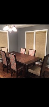 Dining Room Table w/ 8 Chairs in Temecula, California