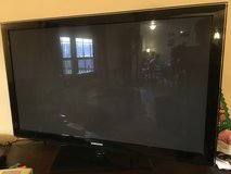 Samsung 55in Plasma TV in Fort Polk, Louisiana