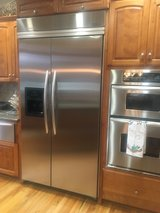 built-in stainless steel refrigerators in Aurora, Illinois