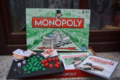 Monopoly Board Game in Ramstein, Germany
