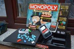 Monopoly Electronic Version in Ramstein, Germany