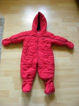 Nike snow suit size 12m in Ramstein, Germany