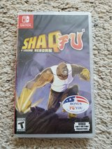 Shaq-Fu Nintendo Switch Game - NEW in Camp Lejeune, North Carolina