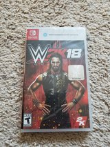 WWE 2K18 Nintendo Switch Game - NEW in Camp Lejeune, North Carolina