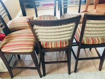 Bassett 9pc Counter Height table/chairs/bar stools in Kingwood, Texas
