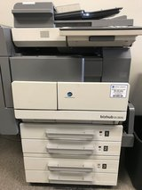Konica Minolta copier - Model Bizhub Di3510 in Spring, Texas
