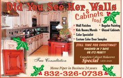 Cabinets Cabinets and Cabinets in CyFair, Texas