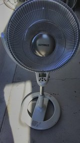 heater in Yucca Valley, California