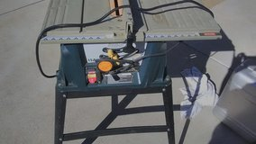 "ryobi 10 "" table saw in Yucca Valley, California"