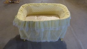 Antique Baby Bassinet in Naperville, Illinois