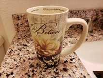 Looking for a TALL, WIDE Mouth coffee cup in Alamogordo, New Mexico