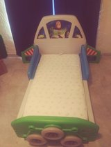 Buzzlightyear bed in El Paso, Texas