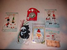 Christmas crafts in Fort Campbell, Kentucky
