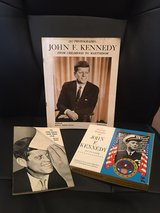 Lot of 3 JFK items in Dover, Tennessee