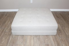 Beige Ottoman -Low profile in Spring, Texas