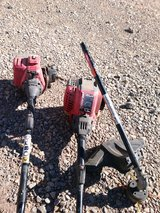 Troy bilt in Alamogordo, New Mexico