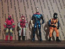 retro Action figures in Beaufort, South Carolina