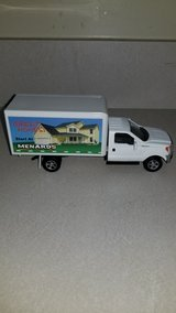 Menards Diecast Box Truck in Aurora, Illinois