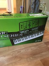 like new electronic keyboard in Spring, Texas