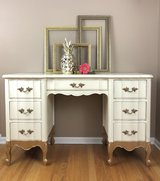 French Provincial Desk or Vanity in New Lenox, Illinois