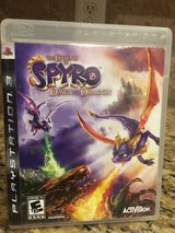 Spyro Dawn of the Dragon PS3 RARE in Perry, Georgia