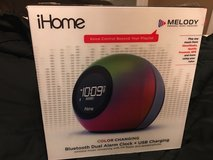 IHome melody color changing speaker in Warner Robins, Georgia
