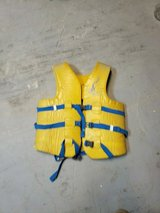 Life jacket in 29 Palms, California