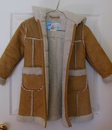 Faux Winter Coat Roton's child brand Size 4 in Byron, Georgia