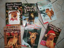Santa Paws book set in Ramstein, Germany