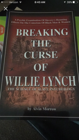 Breaking the Curse of Willie Lynch in Camp Lejeune, North Carolina