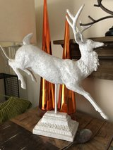 Sparkle Leaping Deer in Aurora, Illinois