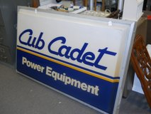 Cub Cadet Sign in Goldsboro, North Carolina