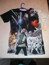 New boys the last jedi shirt in Fort Campbell, Kentucky