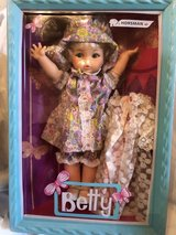 "Vintage Horsman ""Betty"" Doll NIB With extra outfit in Yorkville, Illinois"