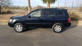 Very nice! Low miles! 2003 Toyota Highlander! AWD in Alamogordo, New Mexico
